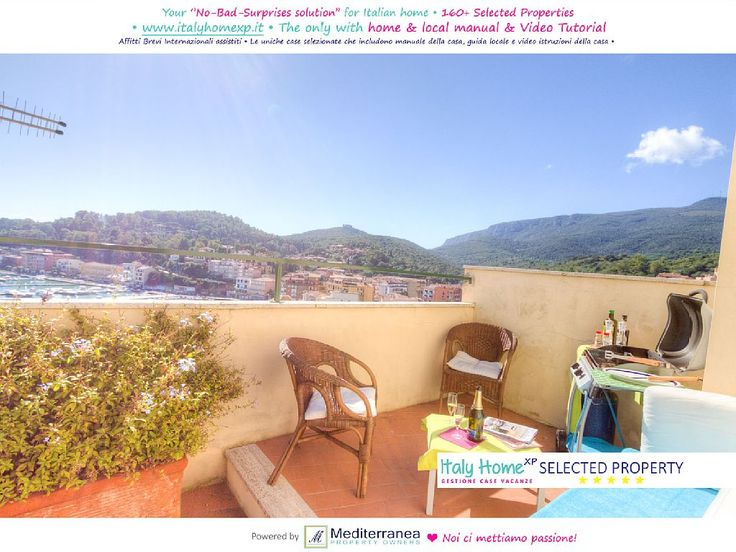 Porto Ercole apartment rental