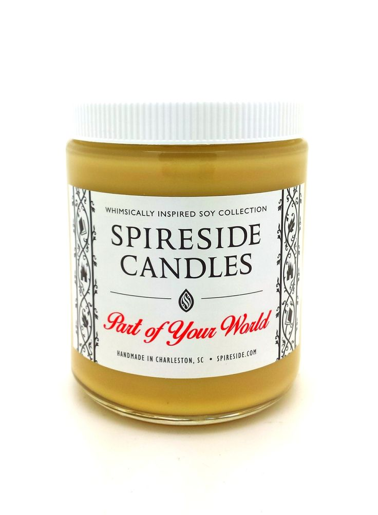 Part of Your World ™ Candle | Spireside Candles