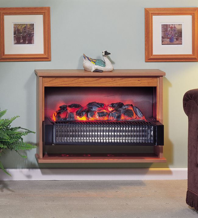 Optima Radiant Electric Fire, From Dimplex