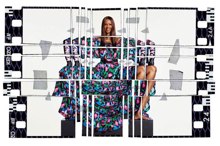 Kenzo lança campanha em parceria com H&M
