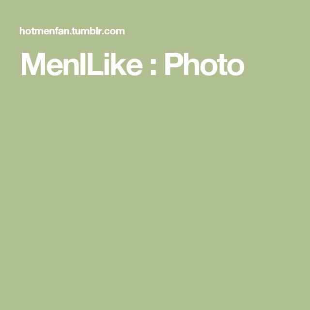 MenILike : Photo