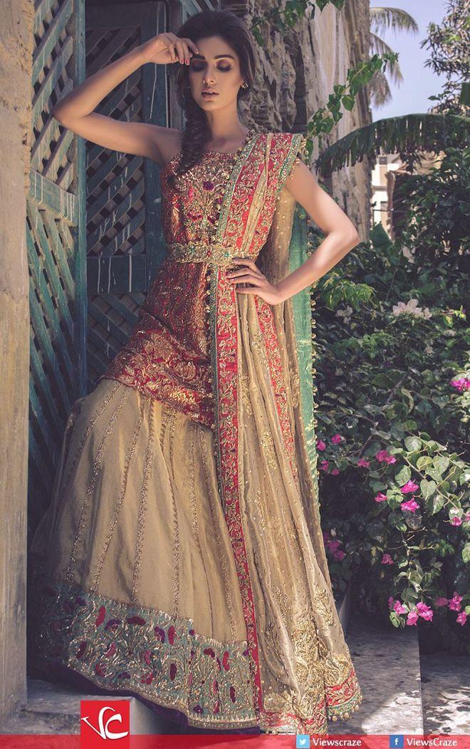 Tena Durrani's 'Mon Reve' Bridal Collection 2016