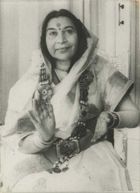 Om Shri Devi | Shri Mataji Nirmala Devi – Sahaja yogas Grunnlegger