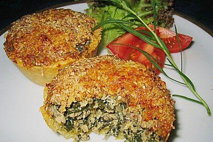 Mangold - Hackfleisch - Törtchen (Rezept mit Bild)   Chefkoch.de