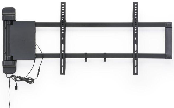 1000 ideas about motorized tv mount on pinterest vesa for Motorized tv mount over fireplace