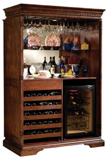 Love This Wine Bar! Home Bar (Glenn Furniture, Custom Design)