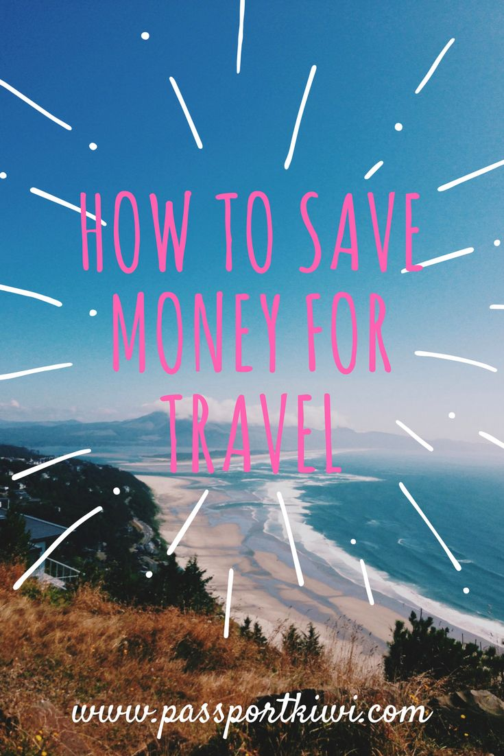 How to Save Money for Travel! Are you struggling to save up for travel? Boy have I been there. Here are 6 tips I use to afford my addiction to travelling.