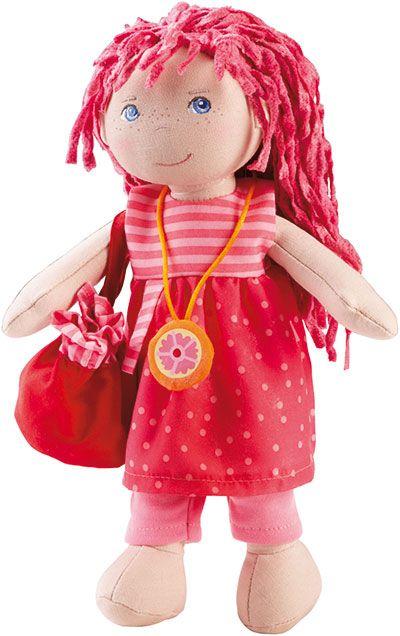 Ropa para muñecas de Haba tamaños 30 cm y 34 cm.