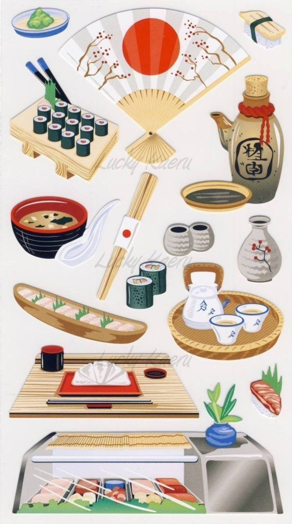 Sushi is traditionally asian. This may be too maintstream and would have to different from sushi bars however it will attract customers.