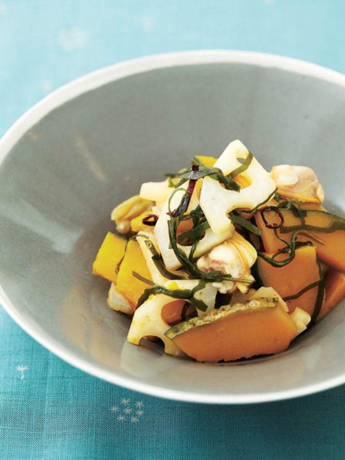あさりの滋味深い味わいがまるで料亭を思わせる上品なきんぴら|『ELLE gourmet(エル・グルメ)』はおしゃれで簡単なレシピが満載!