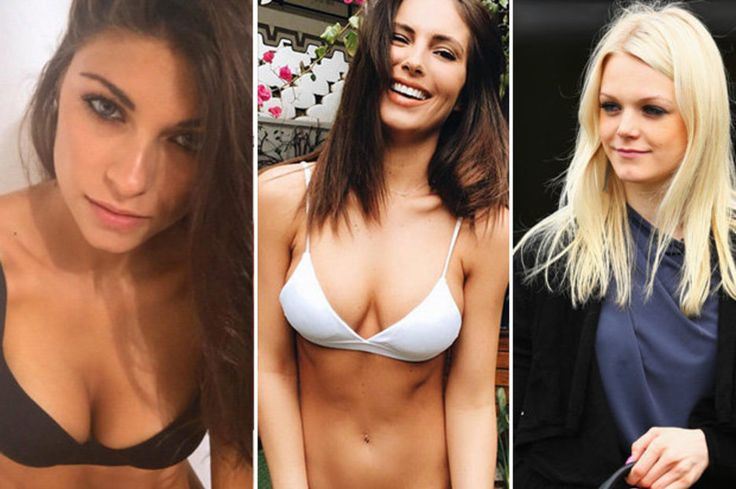 F1's hottest WAGs: Bombshell race babes ready for the new season