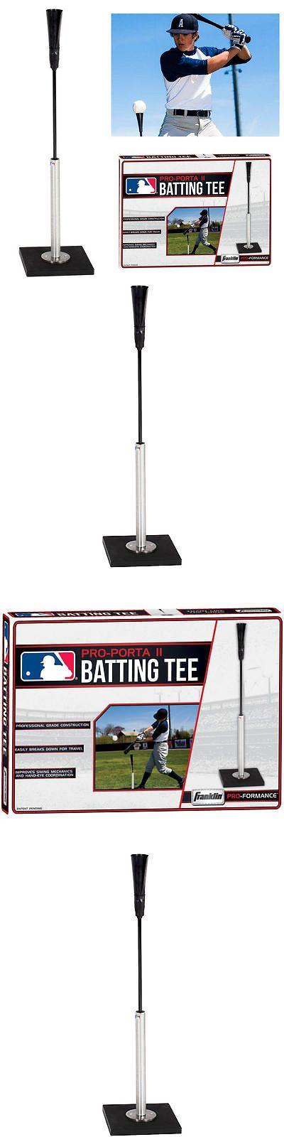 Batting Tees 108139: Baseball Batting Tee Portable Tee 37 Baseball Hitting Practice Training Aids -> BUY IT NOW ONLY: $50.37 on eBay!