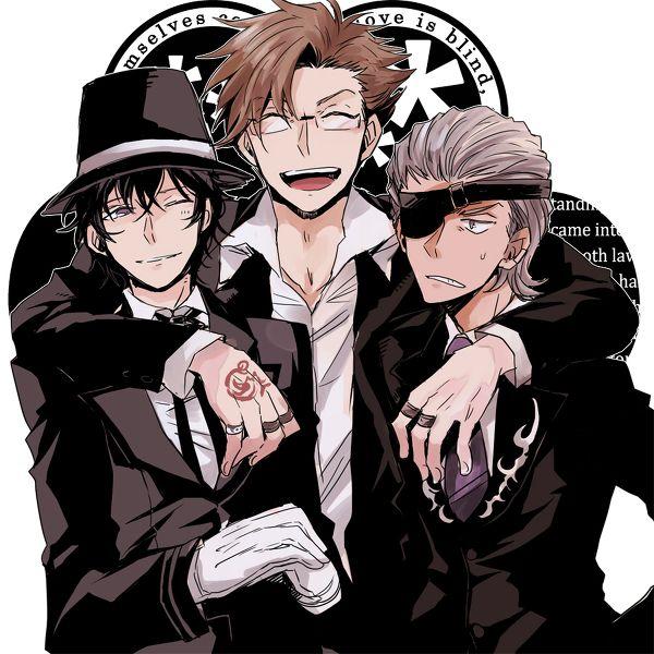 wow, Debito sure is sexy [Arcana Famiglia] | Anime and Manga ...