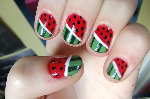 Mmmm, watermeloen