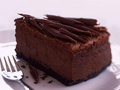 Cheesecake de chocolate: receita fácil e rapidinha para a Páscoa | Entre Coisas