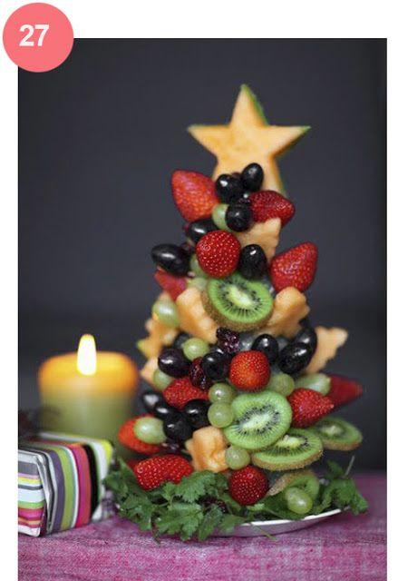 Decora��o de Natal - 40 Ideias simples