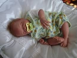 Znalezione obrazy dla zapytania lalka reborn,