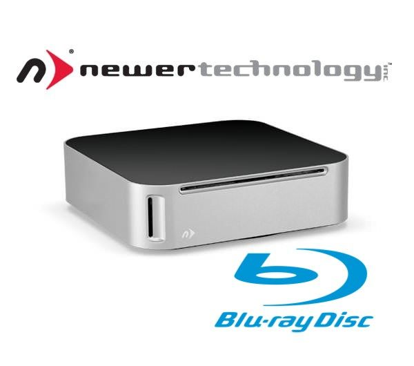 NewerTech miniStack MAX - DD 1To et Lecteur Blu-ray