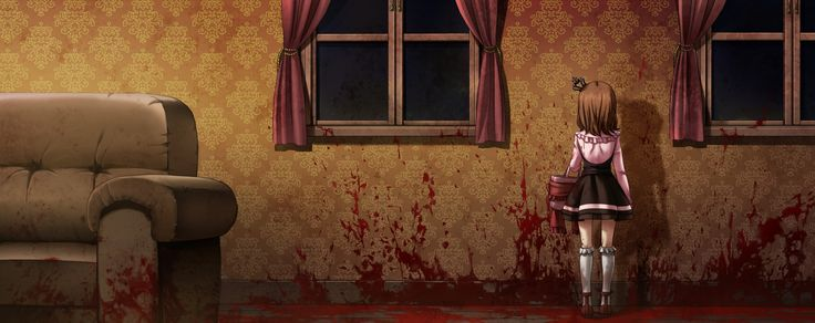 umineko when they cry wallpaper free hd widescreen, 2721x1080 (610 kB)
