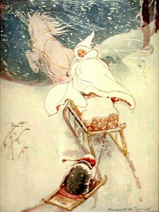 Snow Queen     Margaret W. Tarrant