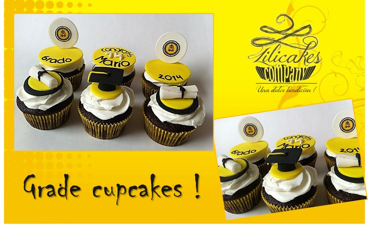 Grade cupcakes !