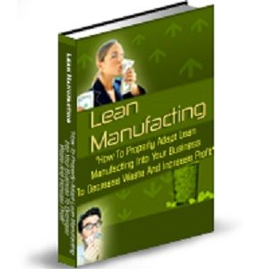 Lean Manufacturing Tools: Are you planning on transforming your business processes to lean manufacturing right now or in the near future? This book is definitely for you.
