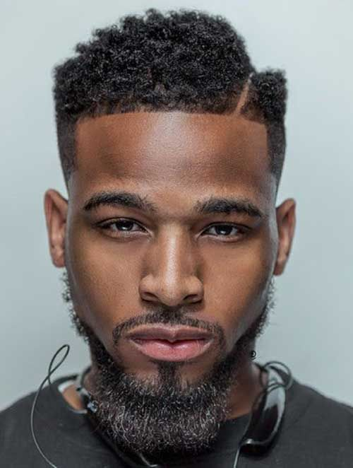 19.Fade Haircuts for Black Men