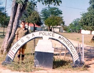 BSA Police Post Mphoengs