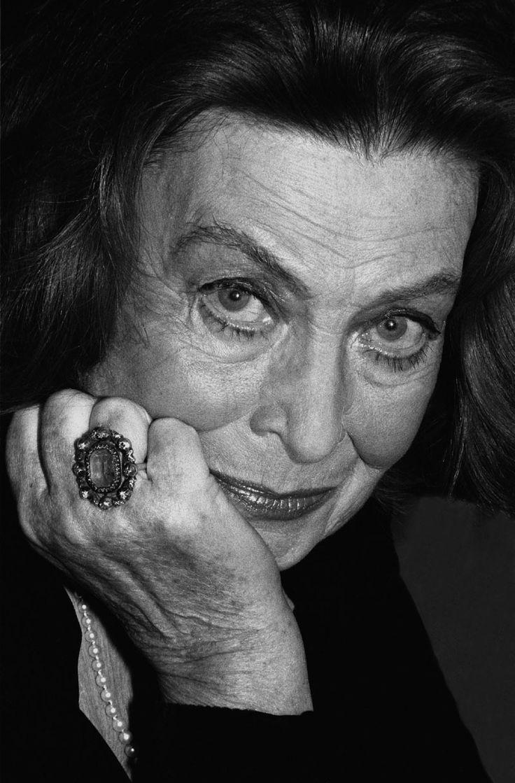 Nina Andrycz (1912 - 2014) Polish actress