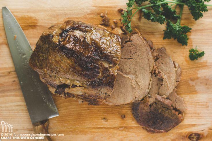 Beef Pot Roast - Slow Cooker