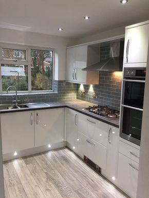 Cozinha por luizana wiggers projetos moderno em 2020