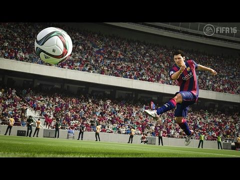 Let's Play Fifa 16