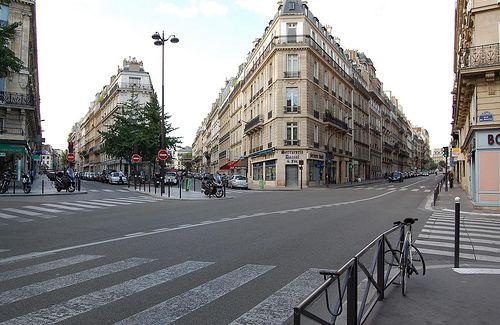 place de dublin from the left rue clappeyron rue de turin rue de st p tersbourg and rue de. Black Bedroom Furniture Sets. Home Design Ideas