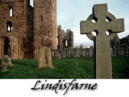 Lindisfarne- Vikings. Scotland was the site of the first recorded Viking raid when, in 793 AD, the monastery at Lindisfarne was sacked, with Iona and the Isle of Skye being attacked the next year. The Celtic impulse to hermitage and monasticism combined left a string of vulnerable churches and monastic communities on the coastlines, making for easy access for Viking raiders.