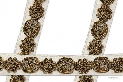 SAREE TRIM - 002126 Price: Rs562.50 / 9 Meter Roll