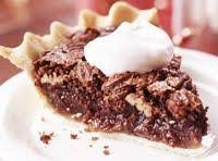 Chocolate Chess Pie with Variations #delicious #holiday #butterscotch #Peanut butter #chocolate #Reese's Cup #justapinchrecipes