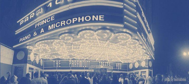 Prince. His Piano. And a Paramount Performance. — Medium