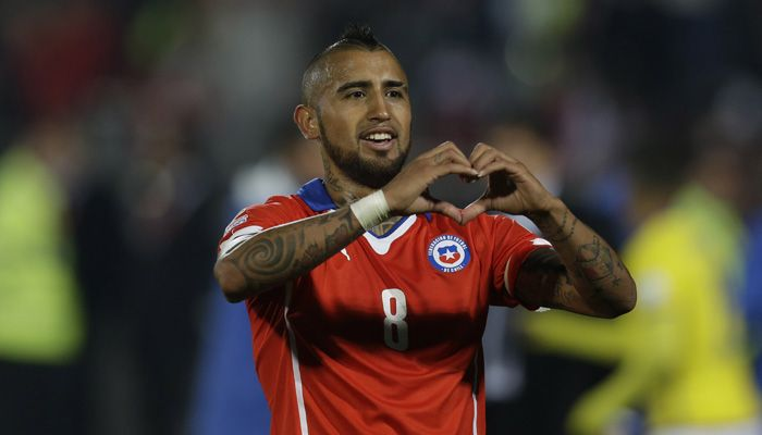 Mercato : Vidal, direction l'Angleterre ? - http://www.europafoot.com/mercato-vidal-direction-langleterre/