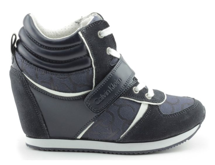 sneakersy calvin klein jeans re9267tea blue