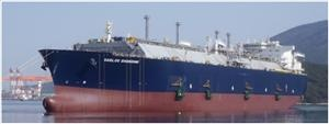 LNG carrier 'GasLog Shanghai' delivered on budget ahead of schedule from Samsung Heavy Industries.155,000 cubic meter Tri-Fuel Diesel Electric LNG carrier is certified by ABS to be in compliance with ISO50001.    Immediately on delivery 'GasLog Shanghai' commenced a medium-term charter to Methane Services Ltd. (BG Group).