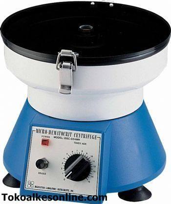 Tokoalkesonline.com jual Centrifuge Micro Hematocrit DSC-100MH-1 murah,kualitas terbaik hanya di toko alat kesehatan kami.