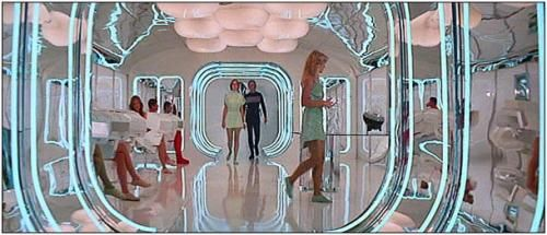 The 'New You' shop from Logan's Run