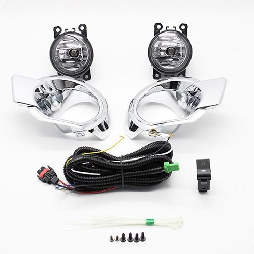 128.90$  Buy now - http://ali1xb.worldwells.pw/go.php?t=32731126606 - Front fog lamp retrofit kit Wire+switch For Ford ranger 2012 - 2015