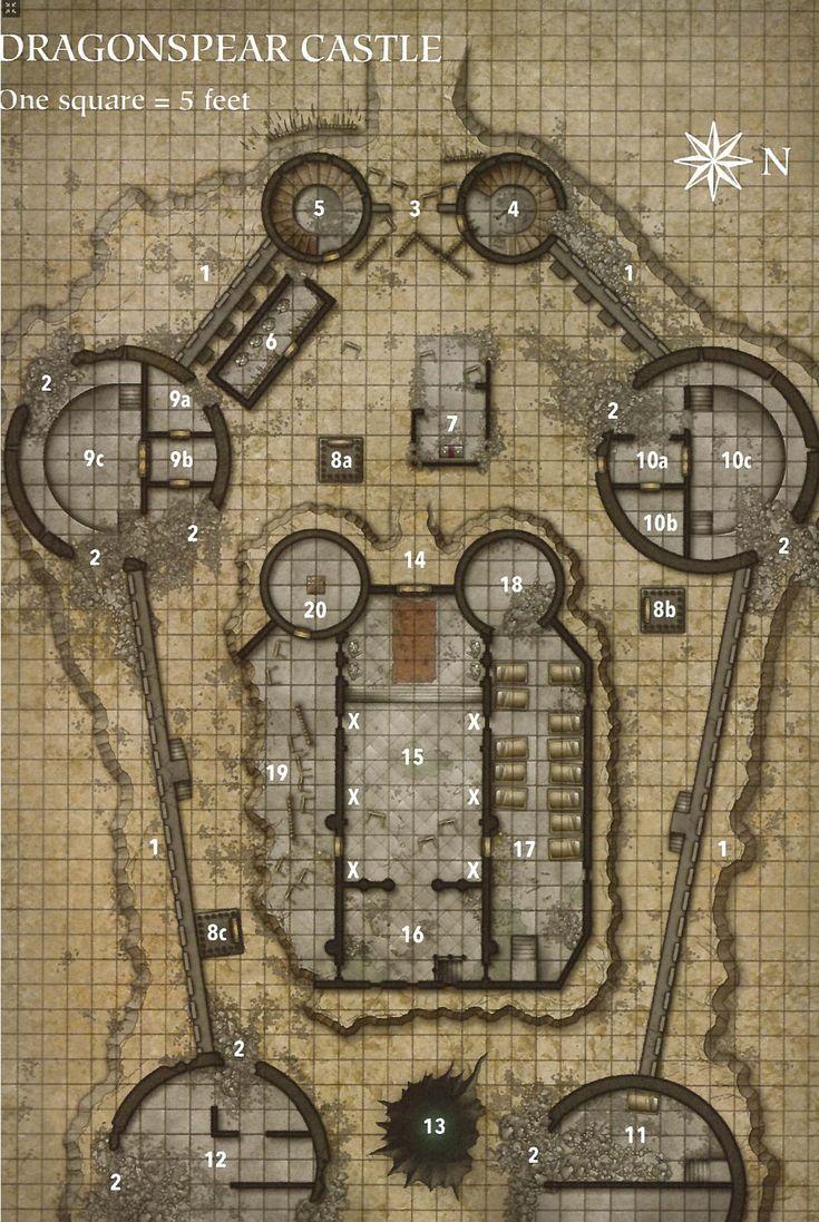 Dragonspear Castle - Ghosts of Dragonspear
