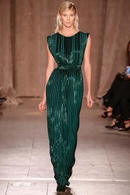 Zac Posen Fall 2015 Ready-to-Wear Fashion Show: Complete Collection - Style.com