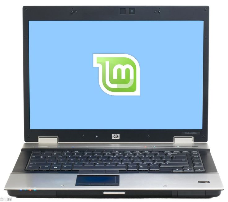 "HP Elitebook 8530P 15.4"" (2.27GHz Core 2 Duo, 2GB, 320GB HDD) Linux Mint 18.1"