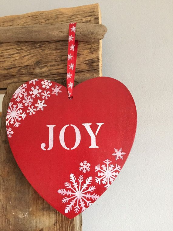 133 best Christmas Hearts images on Pinterest  Hearts Heart