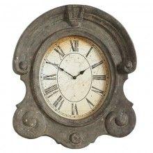 Винтажные настенные часы DIALMA BROWN в деревянном корпусе в стиле барокко Цвет Как на фото Материал Дерево, Металл Стиль Винтаж Длина 61 см Высота 71 см Объем 0,099 м3 Вес  5 кг Артикул:  BH2753