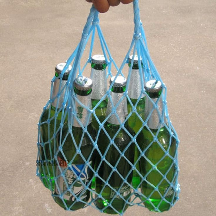 Mesh net bottle bag fruit #basketball shopping bag #grocery tote handbag #shopper,  View more on the LINK: 	http://www.zeppy.io/product/gb/2/361429194793/