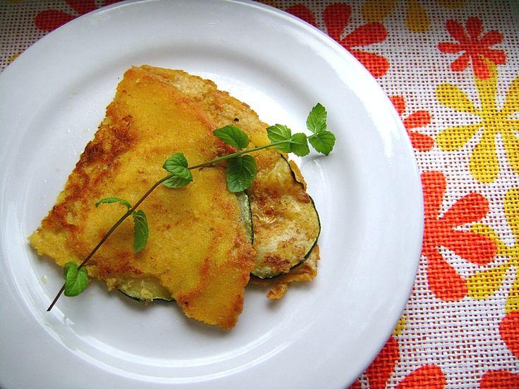 Kukurydziana frittata (bezjajeczna)
